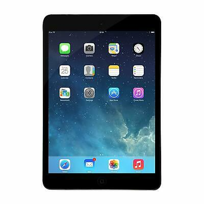 Apple iPad Mini (Wi-Fi) Tablet 512MB Ram 16GB Flash iOS Black