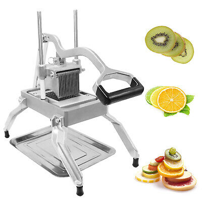 Commercial Vegetable Fruit Dicer 316 Onion Tomato Slicer Chopper Restaurant 01