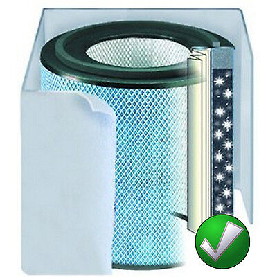 - HEPA Replacement Filter HM200 - FR200 Junior for Austin Air HealthMate Jr.