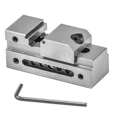 Hfsr 1 Precision Grinding Screwless Mini Insert Vise Toolmaker Steel .0002