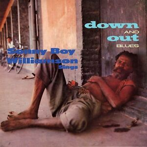 Sonny Boy Williamson – Down And Out Blues CD