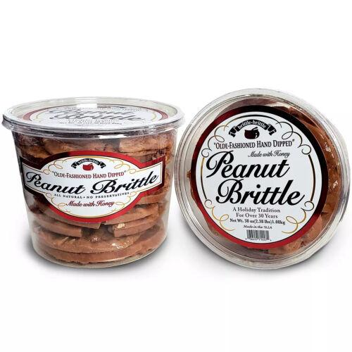 Brittle-Brittle Peanut Brittle (38 oz.)