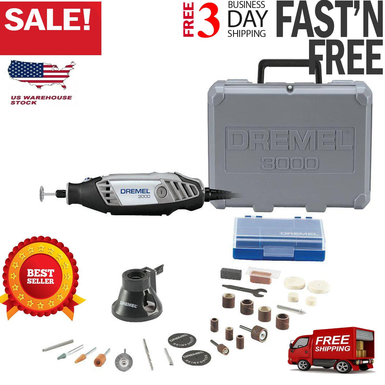 3000 Series Variable Speed Rotary Tool Kit