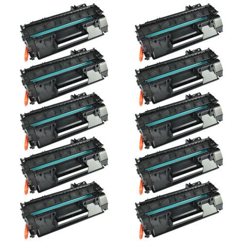 10pk High Yield Cf280x Toner Cartridge For Hp Laserjet Pr...