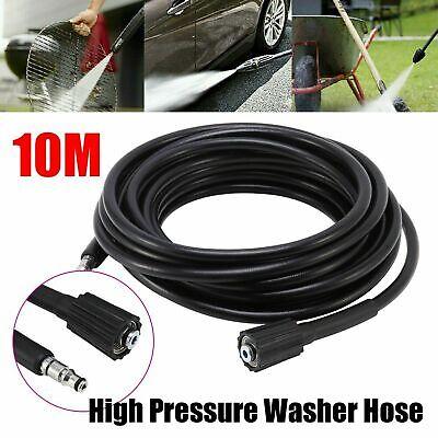 10M High Pressure Washer Hose M22 Jet Water Clean Pipe for Karcher K2 K3 K4 K5