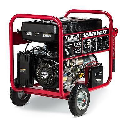 Miami Pickup Gentron 8000w 10000w Portable Gas Powered Generator