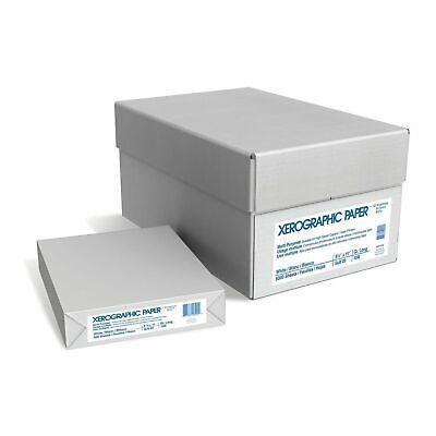 Copy Paper - 5000 Sheets 20lb 92 Bright 8-12 X 11 10 Ream Case