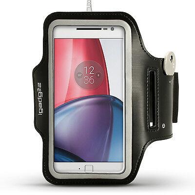 Sports Armband Fitness Tasche für Motorola Moto G 4 Gen & G4 Plus Joggen Hülle