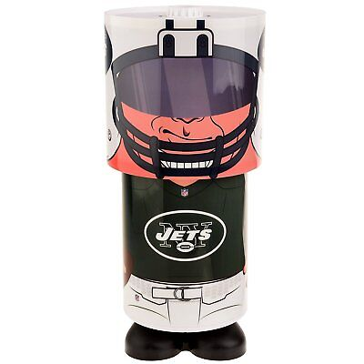 New York Jets Desk Lamp and Ceiling Logo Projector, Uses Batteries or USB - NEW!