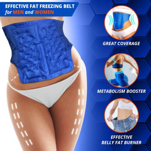 Body Wrap -Fat Freezing Belt Fat Loss Home Cryolipolysis Slimming Belt Trimmer