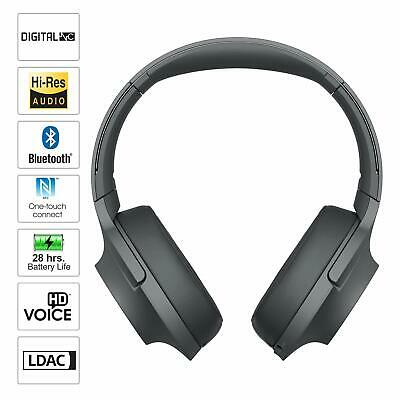Sony WH-XB900N/B Bluetooth Noise Cancelling Headphones (WHXB900N) (Black)