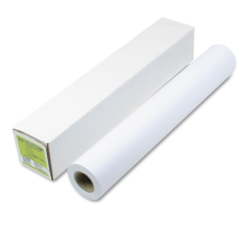 """HP Designjet Universal Bond Paper 21 lbs. 4.2 mil 24"""" x150 ft. White Q1396A"""