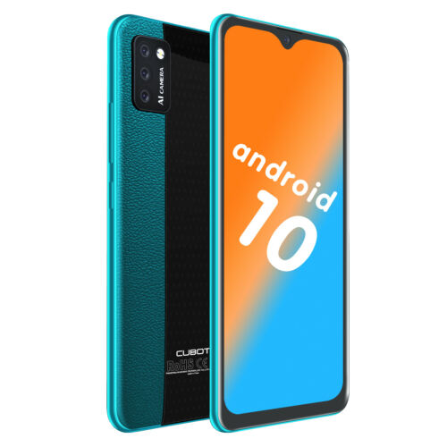 CUBOT Note 7 Android 10.0 Cellulari 2G 3G 4G Smartphone Face