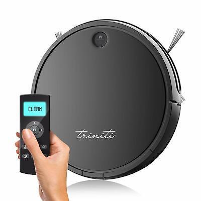 ROBOT ASPIRAPOLVERE LAVAPAVIMENTI TRINITI VACUUM CLEANER TELECOMANDO + PANNO