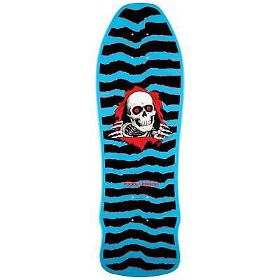 "Powell Peralta Geegah Ripper (Blue) 9.75"" Skateboard Deck"