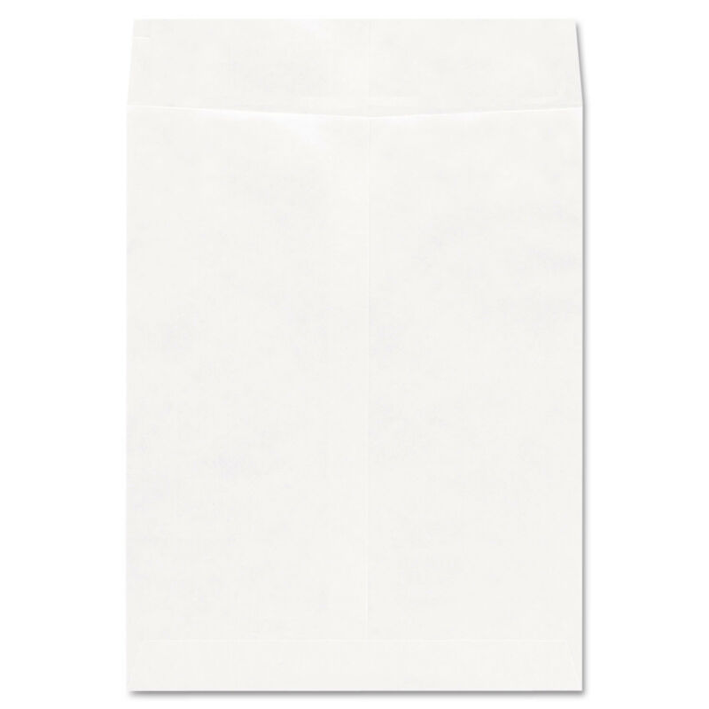 UNIVERSAL Tyvek Envelope 10 x 13 White 100/Box 19007