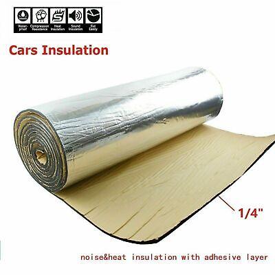 Heat Shield Insulation - Car Sound Deadener Mat - Heat Proof Thermal 45