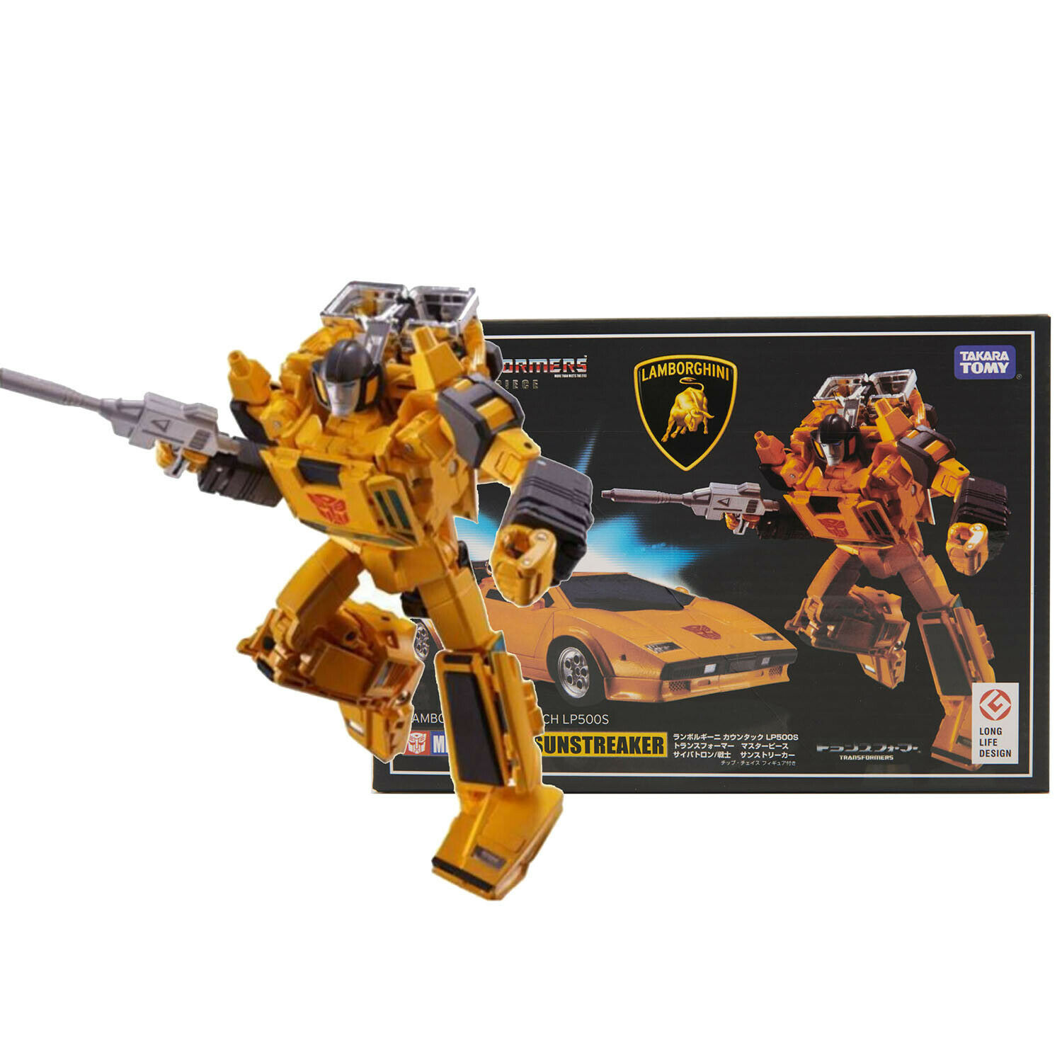Transformers Masterpiece MP-39 MP39 SUNSTREAKER Autobots Action Figure Toy Gifts