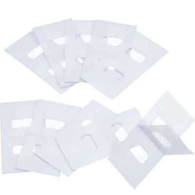 Vertical Blind Repair Tabs Transparent Use for Any Color Blind, Set of 10