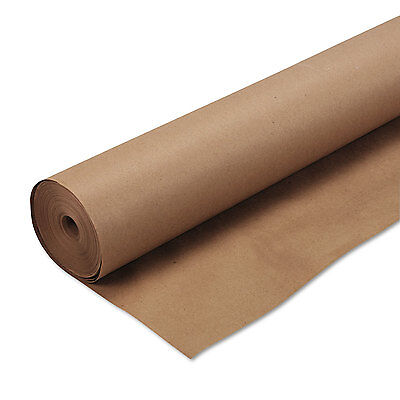 "Pacon Kraft Wrapping Paper 48"" x 200 ft Natural 5850"