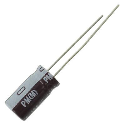 Nichicon Pw Series 105c Electrolytic Capacitor Fresh Stock 47 Uf 200 Vdc
