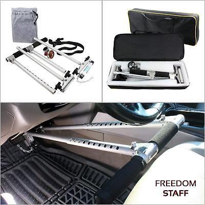 Open Box Freedom Staff Hand Controls 2.0 Disabled Driver Handicap Driver