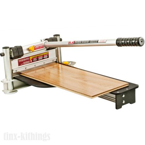 Laminate Flooring Cutter Cutting Engineered Wood PVC Vinyl Tile Press Board Lab