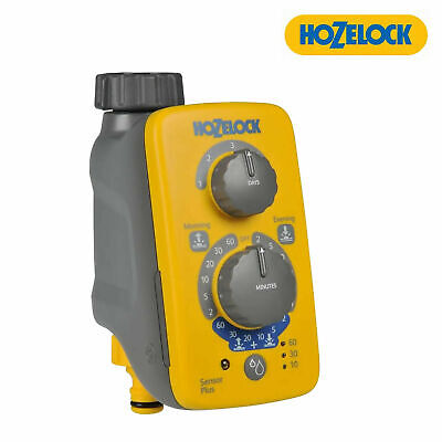 Hozelock Sensor Controller Plus 2214. Automatic Watering System for Grass Lawns