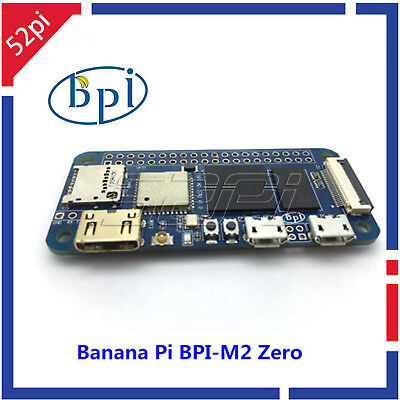 In Stock !!Allwinner H2+ Banana pi BPI-M2 Zero quad core singel-board computer
