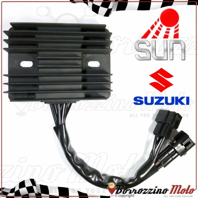 VOLTAGE REGULATOR ASSY RECTIFIER SUN OEM SUZUKI DL V STROM 650 2008-2011