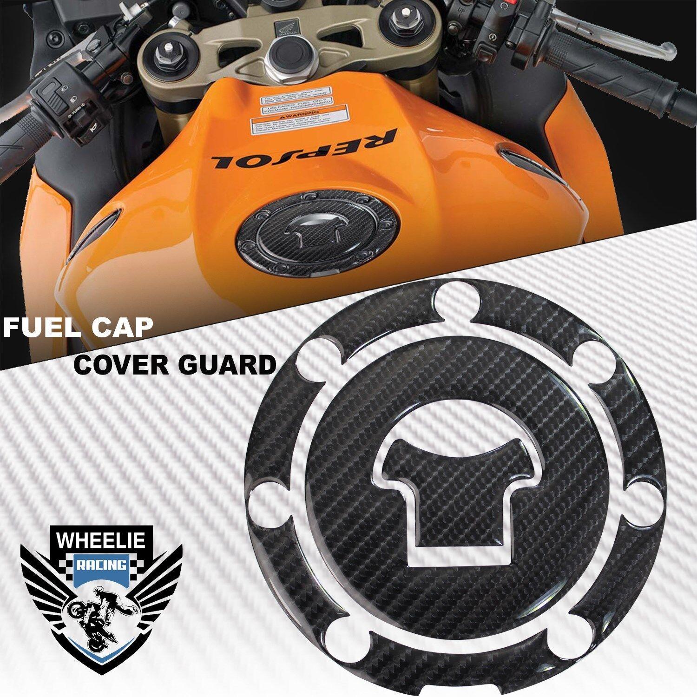 Adesivo per protettore serbatoio in fibra di carbonio CBR 600 1000 per Honda Motorcycle