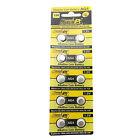 SR626/SR626SW Single Use Batteries