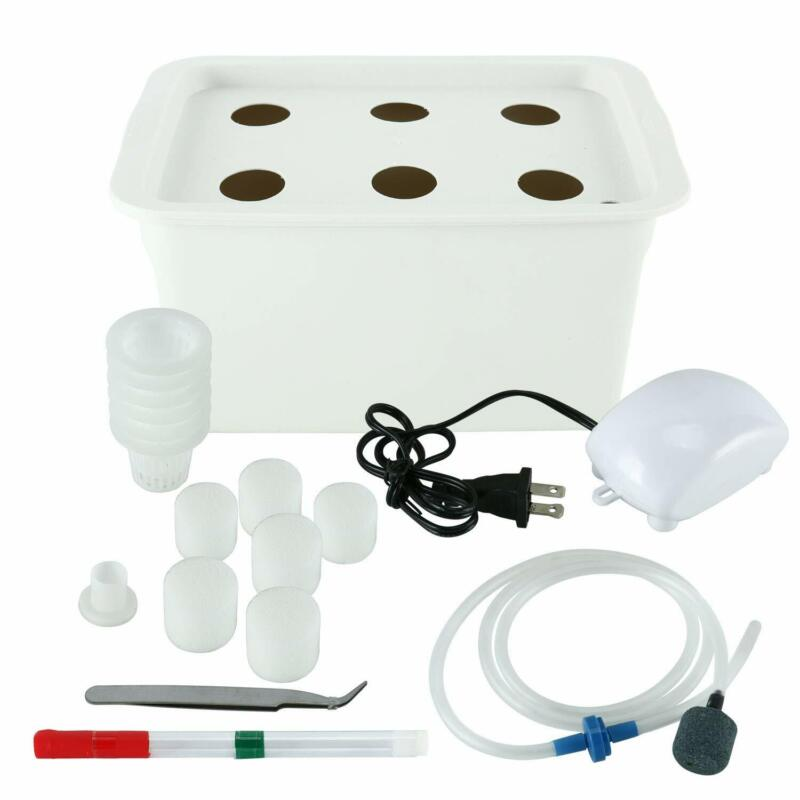 Hydroponics Grower Kit DIY DWC Hydroponic System Planting Container