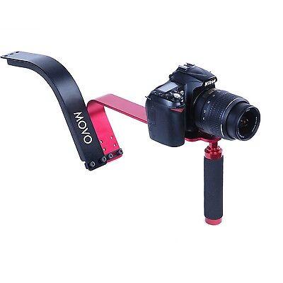 Movo SG100 Video Stabilizer Shoulder Support Rig for DSLR Cameras & Camcorders