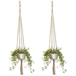 SALE! 4x Vintage Hanger/Saddle for Plants/Flower Pots - DELIVERED