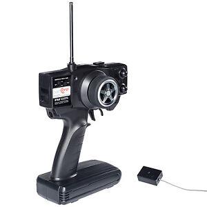 2 Kanal Pistolengriff Fernsteuerung 2PI FS Sport 40 MHz mit Empfänger Futaba FM