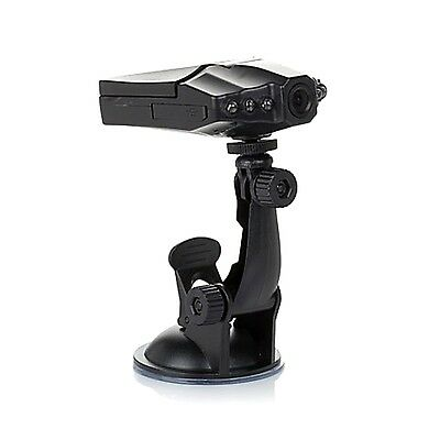 """On Sale! Dash Cam High-Definition DVR with 2.4"""" LCD Screen -1H15 046H"""
