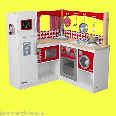 KIDKRAFT Grand Gourmet-Küche 53225 Holz - Spielküche wie 53185