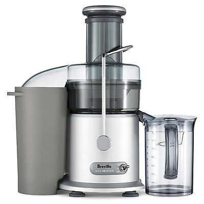 Breville RM-JE98XL Juice Fountain Plus 850-Watt Juice Extractor Certified