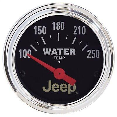 AutoMeter 880241 Jeep Electric Water Temperature Gauge