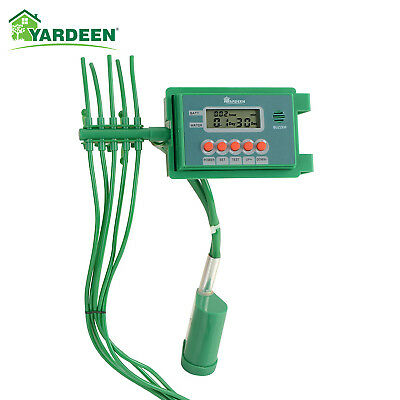 Micro Home Drip Irrigation System Sprinkler Controller Indoor Watering Timer ()