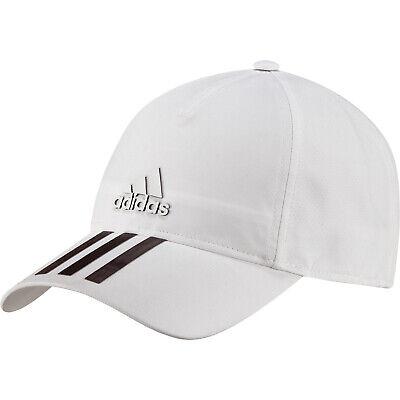 adidas ClimaLite Cap weiß Basecap Baseball-Capi Schirmmütze verstellbar Kappe