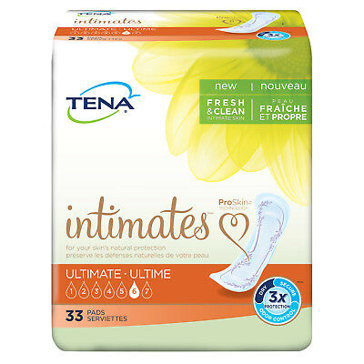 TENA Intimates Ultimate Pant Liner, Heavy 16
