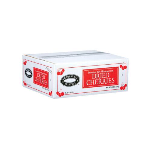 Traverse Bay Fruit Co. Premium Tart Montmorency Dried Cherries (4 lbs.)