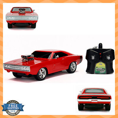 1:16 RC 1970 Dodge Charger Remote Control Muscle Toy Car For Kids and Adults - Rc Toys For Adults
