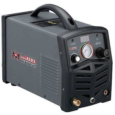Amico 40 Amp Plasma Cutter 120240v Dual Voltage Mosfet Cutting Apc-40