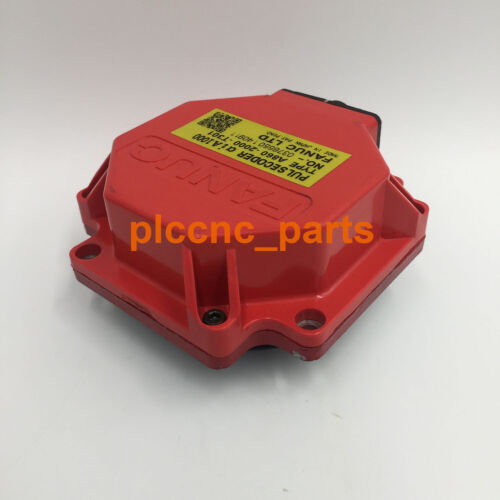 FANUC A860-2000-T301 PULSECODER Pulse Coder Rotary Encoder ABS Red