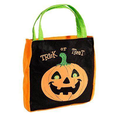 Halloween Kürbisse Spiel (Halloween LED-Tasche, Kürbis, Spiel  NEU)