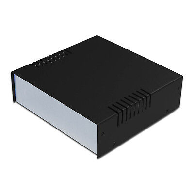 St662b 6 Metal Aluminum Electronic Project Enclosure Box Case Diy