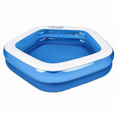 Kiddie Pool   Giant Inflatable Family And Kids Pentagon Pool   Almost 7 Feet 79